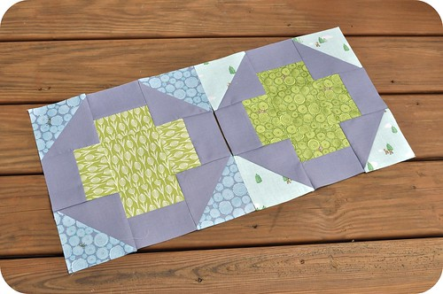 do. Good Stitches | August blocks