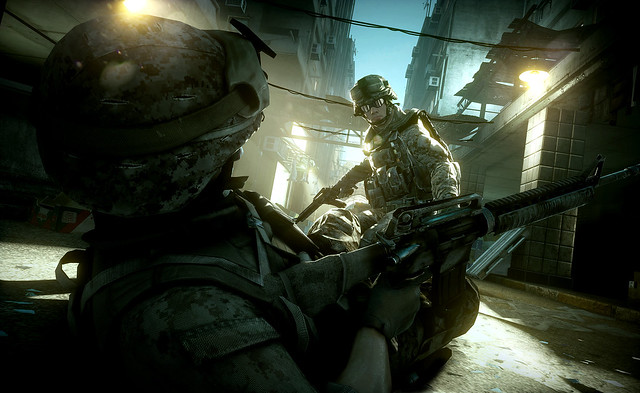 Battlefield 3 for PS3: Co-op