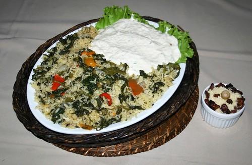 Prato Mega Tapajós, do restaurante Nossa Casa