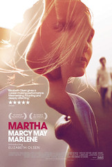 MARTHA MARCY MAY MARLENE 1 Sheet poster (GRAPHICS DESIGNED) Tags: lighting color art film movie poster typography photography design elizabeth graphic martha may overlay marlene marcy direction olsen
