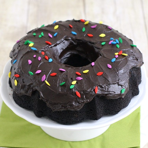 Root Beer Bundt