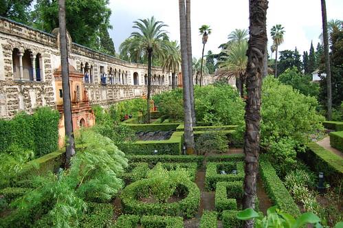 Alcazar Gardens 1