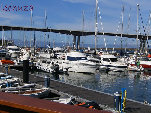 Ribadeo-Puerto deportivo