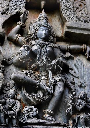 Saraswati_Dancing