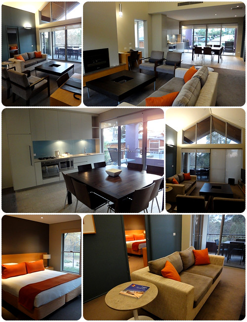 Sydney 2011 - Grand Mercure Apartments