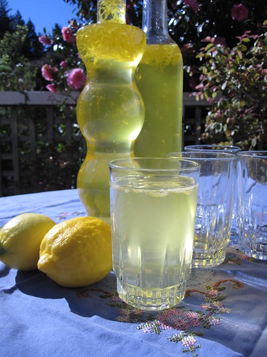 Photo of lemon drink