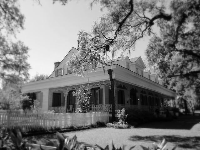 Myrtle Plantation, Lousiana