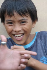 Smiling boy. (Stone.Rome) Tags: boy portrait people cute boys smile face smiling kids asia child philippines teenagers kinder nios teen lad teenager filipino nio jungen childeren knabe
