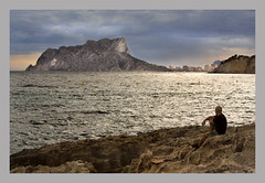 IMG_0733  Penyal d'Ifach - Calpe (jaro-es) Tags: espaa nature clouds canon mar spain meer natur wolken natura spanien calpe costablanca wow1 wow2 wow3 spanelsko eos450 doublyniceshot doubleniceshot tripleniceshot dblringexcellence