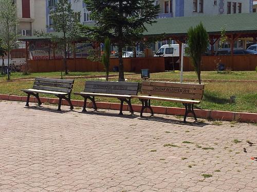 Ağlı városközpont üsküdari paddal