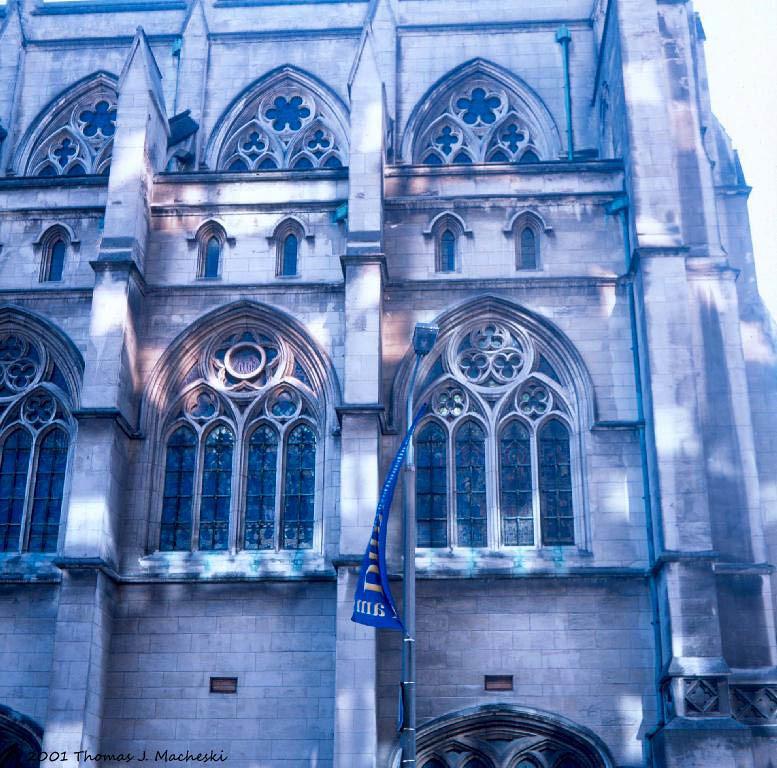 St. Pauls Cathedral, Dunedin
