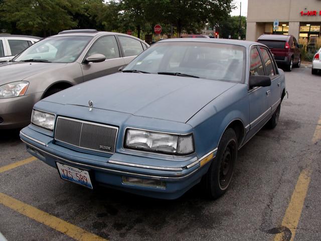 buick 1989 skylark