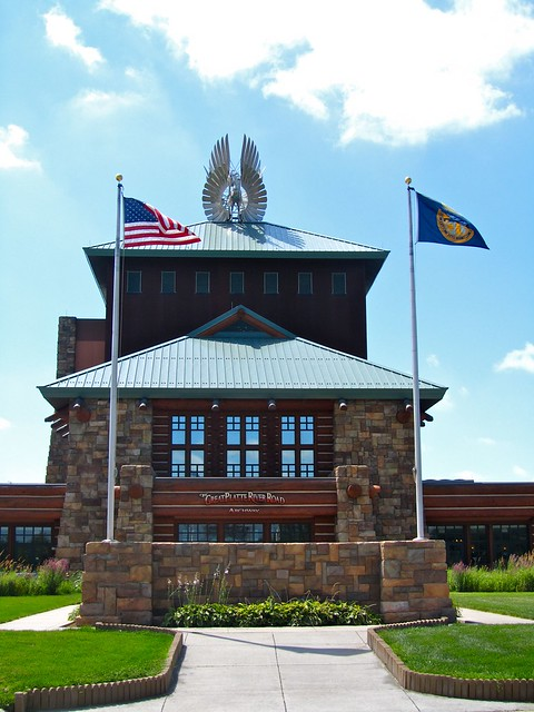 Archway Monument, Kearney, Nebraska
