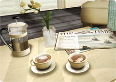 coffee break (ARGRACE) Tags: coffee photo break secondlife argrace