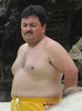 (Better00) Tags: bear shirtless hairy daddy oso belly chubby gordo papi hairychest gordito pansa velludo