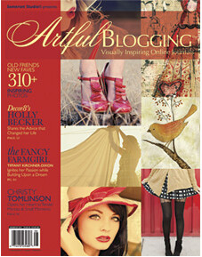 artful blogging fall 2011