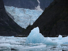 Le Conte Glacier (moelynphotos) Tags: blue ice nature alaska landscape scenery petersburg glacier iceberg southeastalaska blueice leconte leconteglacier lecontebay moelynphotos