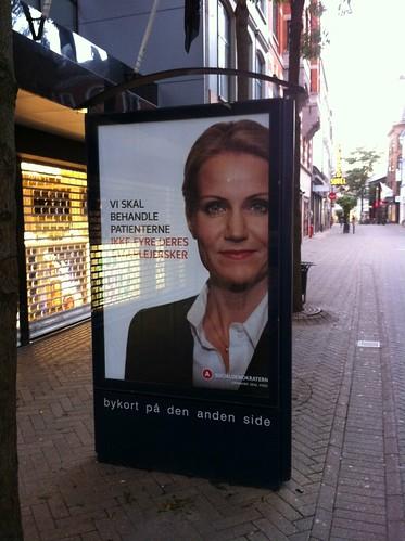 Social Democratic poster