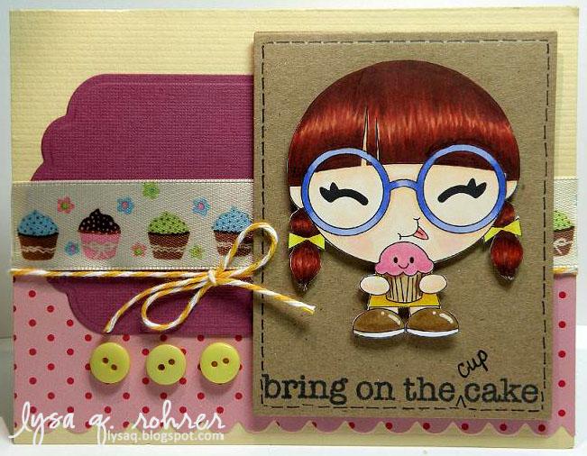 Cupcake Leslie