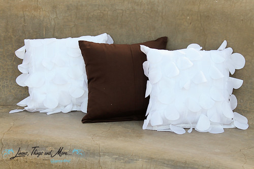 Vista Ballena corporate event decor and cushions