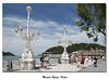 Las farolas (Galería de Manuel Rguez. Prieto) Tags: playa santaclara monte farolas sansebastian isla hdr donostia laconcha ayuntamiento urgul