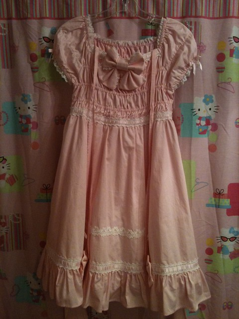 Ribbon Dress For Sale