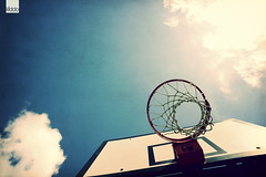 those glory days (happykiddo [dead]) Tags: blue sky basketball nikon voigtlander 365 cheungchau skopar   20mmf35 d700 slii