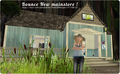 New mainstore !