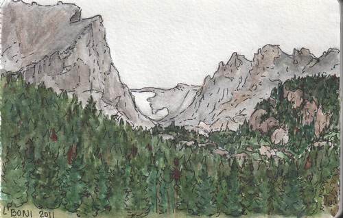 Hallet's Peak