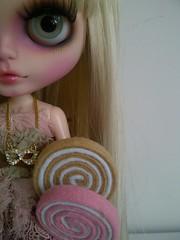 Lollipops and gum drops!
