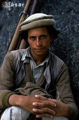 Afghans Are Warriors Naturally (Afghan Pashtun) Tags: people afghanistan men portraits asia gun sitting asians military muslim rifle weapon afghan males guerrilla pathan afghans youngadults headandshouldersportraits pakhtun assaultrifle handsclasped pashtun mujahideen handstogether centralasians nuristani nuristanprovince nuristanis pakols