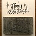 Christmas Card Linocut