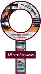 Library Resources at TAMU Women's Resource Cente