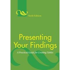 PresentingFindings