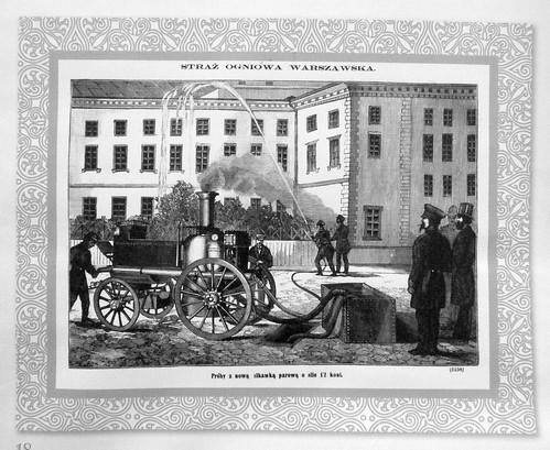 18. Warsaw Fire Brigade, 1878