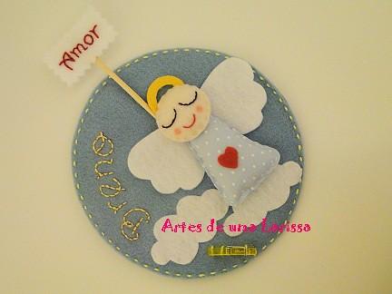 Anjinho do Breno by Artes de uma Larissa