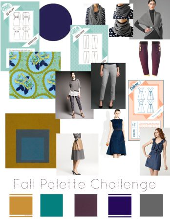 Fall Palette Challenge