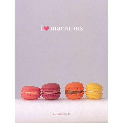 i heart macarons