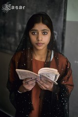 DrEaMy EyEz - Afghan Young Girl (Pashtun Afghan) Tags: school portrait woman afghanistan girl beauty vertical scarf book student veil classroom interior dream young indoors study afghan dreamy schoolgirl studying pathan afghangirl pakhtun pashtun kunduz dreamyeyes pashton pashtungirl afghanbeauty pashtunbeauty kanduz pathanbeauty