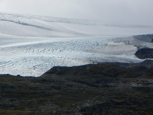 Finse Glacier