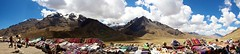 Touristshop at top of the Andes (Nikolas B. Schrader) Tags: panorama peru top andes touristshop