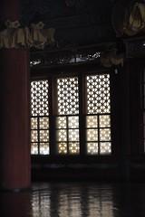 美しいシルエット / Palace in Seoul