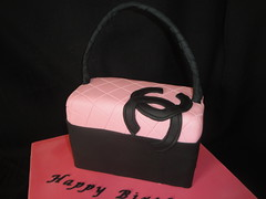 Awesome Cakes UK - Chanel Cake (Awesome Cakes UK) Tags: weddingcakes noveltycakes sugarmodelling photocakes awesomecakesuk