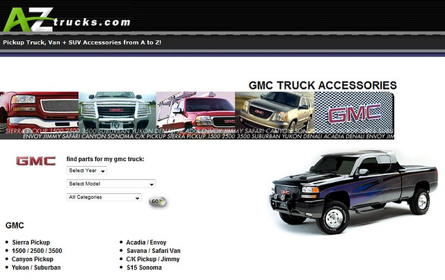 arizona truck trucks accessories gmc