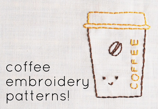 Coffee Patterns