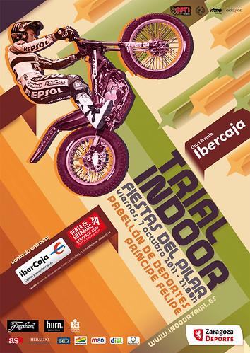 Trial Indoor Zaragoza 2011
