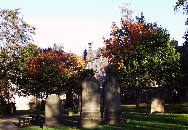 Greyfriars, autumn 03