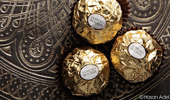 ROCHER (HASAN_ADEL) Tags: food canon tea chocolate saudi arabia coffe 450 rocher adel  ksa hasan 24105         450d