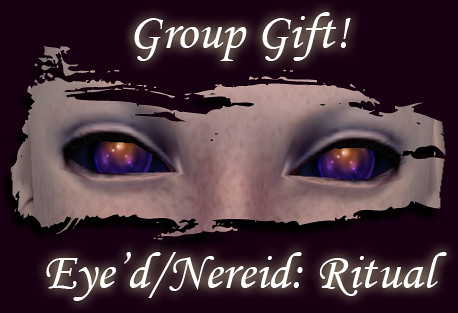 .{Rue}. Eye'd/Nereid: Ritual (group gift)
