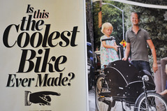 Cargo bike story in Bicycling Mag-1
